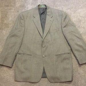 Men's RALPH LAUREN suit jacket wool 44R